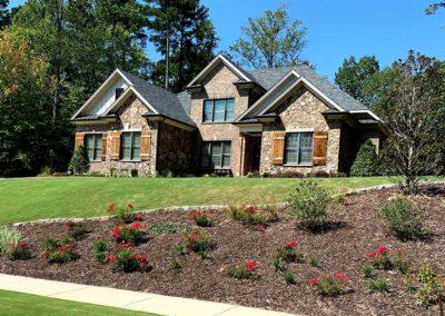 Residential Landscape Installation